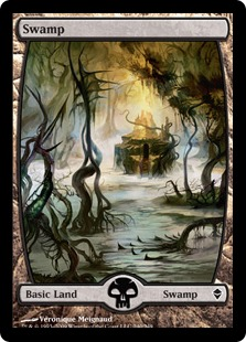 Swamps Are Evil