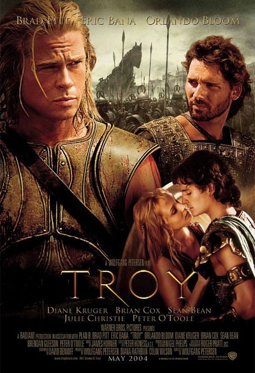 orlando bloom troy. and Orlando Bloom as Paris