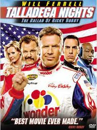 Boob flash talladega nights