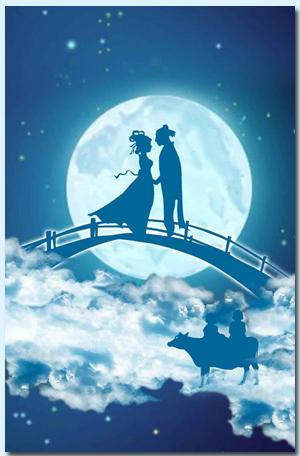[Mythes] Tanabata - La fête des étoiles Tanabata2