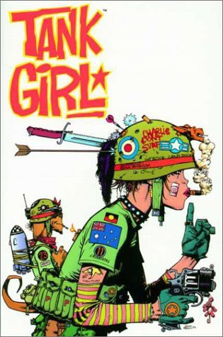 Tank Girl Comic Book TV Tropes Classy Tank Girl Quotes
