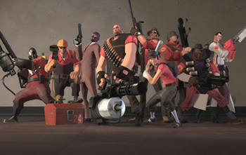 Team Fortress 2 / Characters - TV Tropes