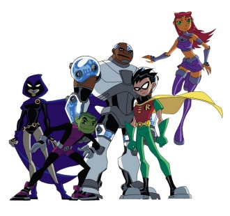 Teen Titans Robin And Terra Superheroes Pictures