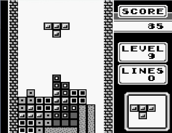 Tetris / Videogame - TV Tropes