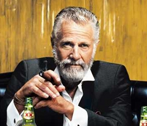 the most interesting man in the world advertising tv tropes