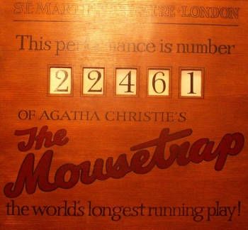the mousetrap character analysis
