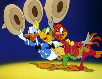 The Three Caballeros - Television Tropes & Idioms
