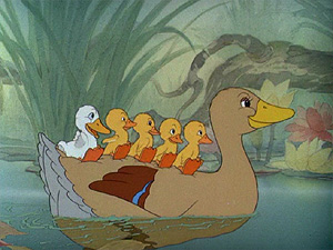 the ugly duckling literature tv tropes