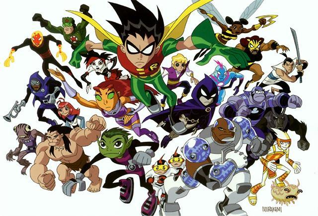 Super Team - TV Tropes