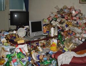 Trash Of The Titans Tv Tropes