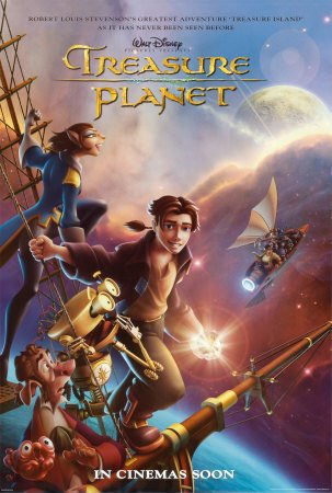 Treasure Planet / Disney - TV Tropes