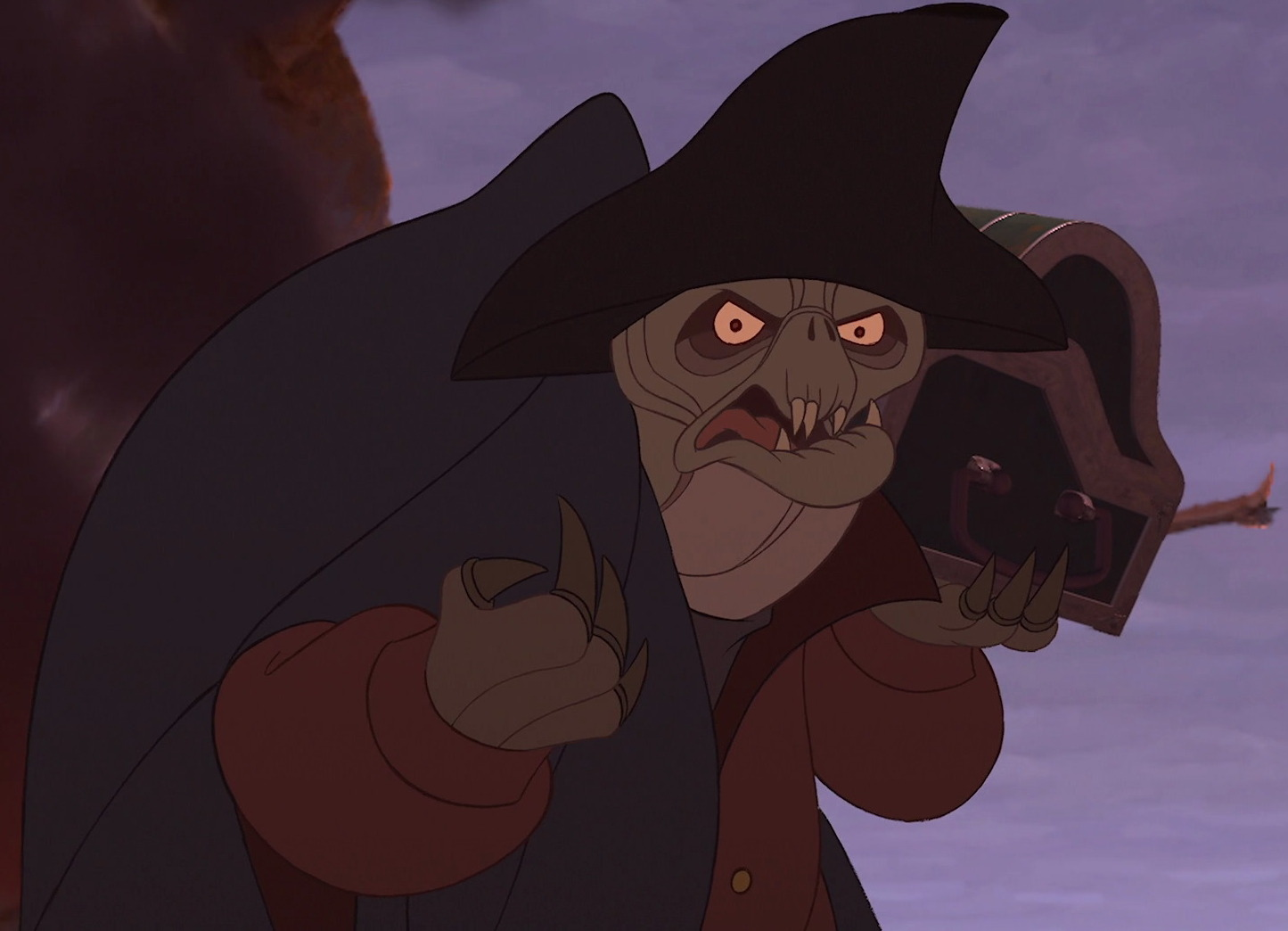 Treasure Planet Characters Tv Tropes