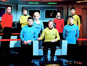 an analysis of star trek the original television series Star trek: discovery's showrunners confirm that season 2 of the cbs tv show will be channeling more of star trek: the original series than before.