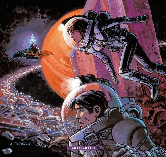 Science Fiction Graphic Novels: Valérian (Comic Book)