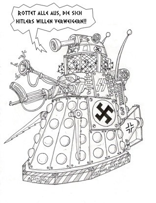 http://static.tvtropes.org/pmwiki/pub/images/WWII_Nazi_Dalek_by_Promus_Kaa.jpg