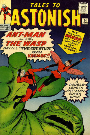 the wasp comic book tv tropes