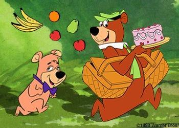 Yogis First Christmas.Yogi Bear Western Animation Tv Tropes