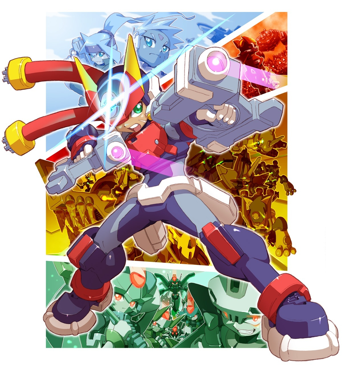 Mega Man ZX (Video Game) - TV Tropes - photo#8