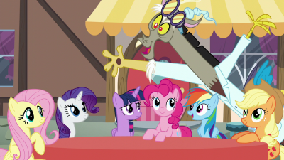 My Little Pony: Friendship Is Magic S5 E22