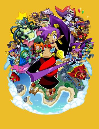 Shantae (Video Game) - TV Tropes