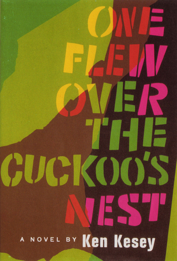 An analysis of chief bromdens narration in ken keseys novel one flew over the cuckoos nest