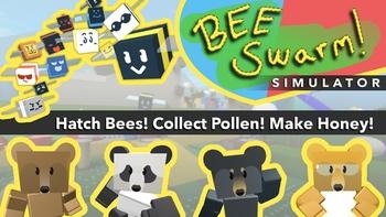 New Roblox Hack Script Bee Swarm Simulator Vicious Bees Moon Bee Swarm Simulator Video Game Tv Tropes