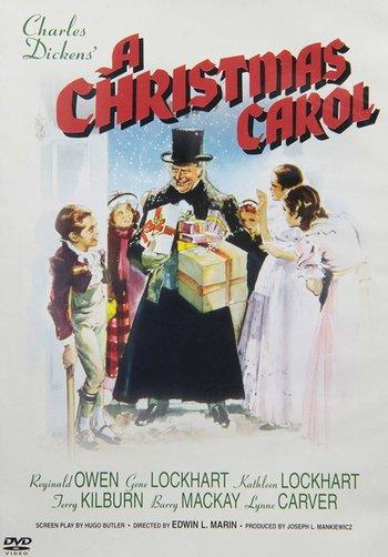 A Christmas Carol (1938) (Film) - TV Tropes