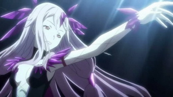 guilty crown other characters characters tv tropes