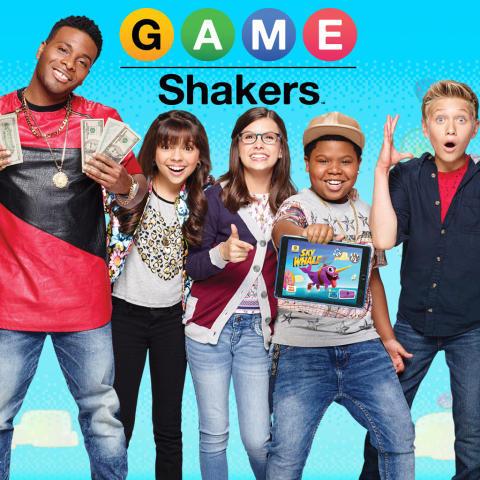 Resultado de imagen para game shakers