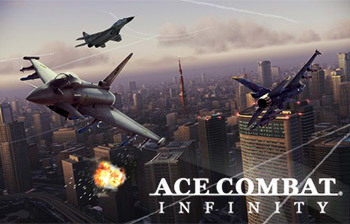 The Round Table Ace Combat.Ace Combat Infinity Video Game Tv Tropes