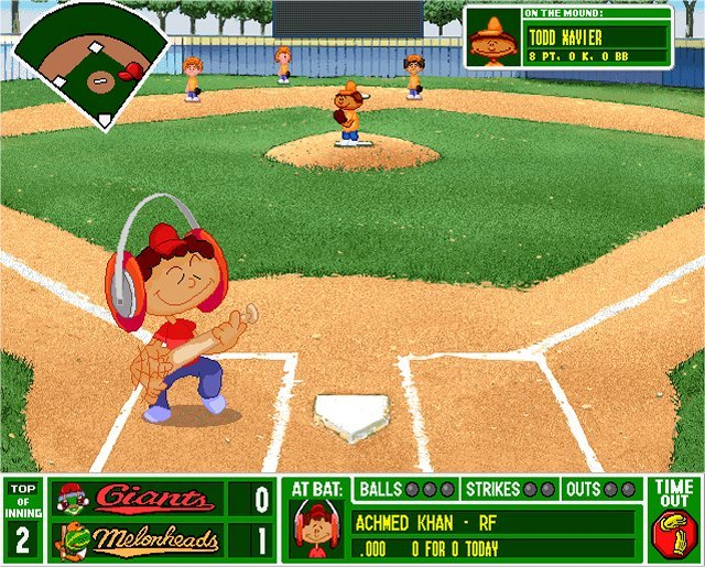 - Backyard Sports (Video Game) - TV Tropes