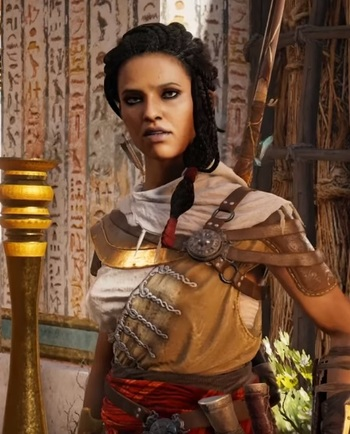 Assassin S Creed Origins The Hidden Ones Characters Tv Tropes