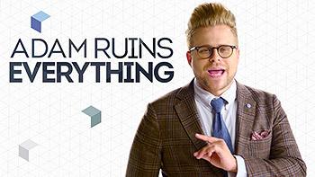 Adam Ruins Everything Christmas.Adam Ruins Everything Series Tv Tropes