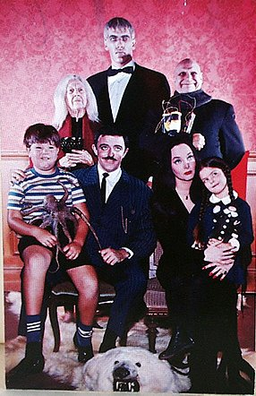 Series The Addams Family