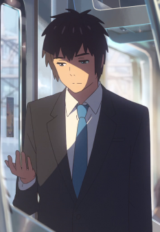 Your Name / Characters - TV Tropes