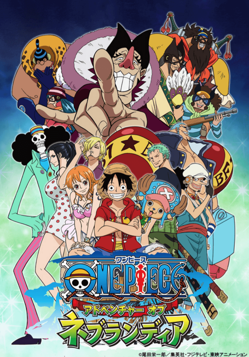 One Piece TVSP 10 Adventure Of Nebulandia / Recap - TV Tropes
