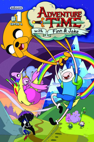 Adventure Time Comic Book Tv Tropes