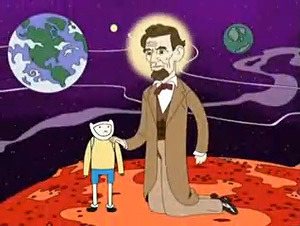 http://static.tvtropes.org/pmwiki/pub/images/adventure_time_lincoln.jpg