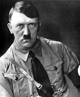 Adolf Hitler autograph