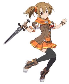 Sword Art Online Major Characters / Characters - TV Tropes