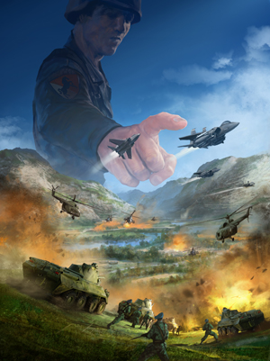 Wargame: AirLand Battle (Video Game) - TV Tropes