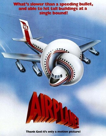 9ef1c316b16f Airplane! (Film) - TV Tropes