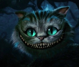 Image result for cheshire cat grin