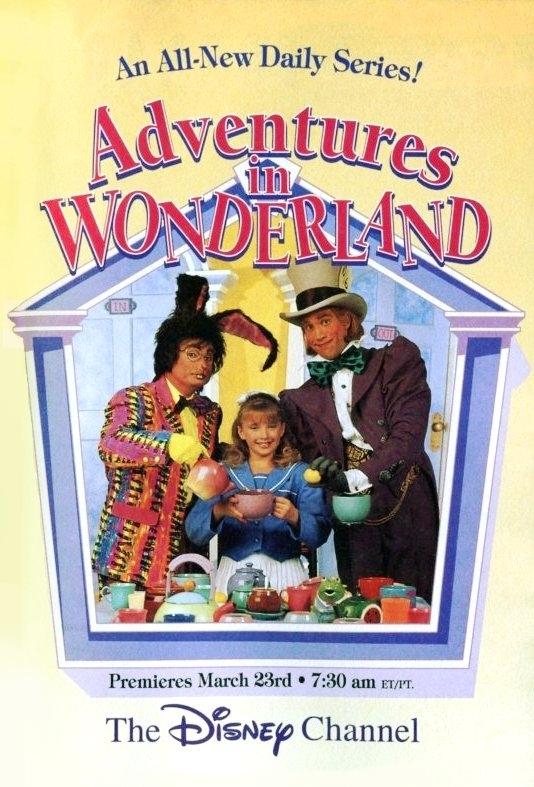Adventures In Wonderland Series Tv Tropes