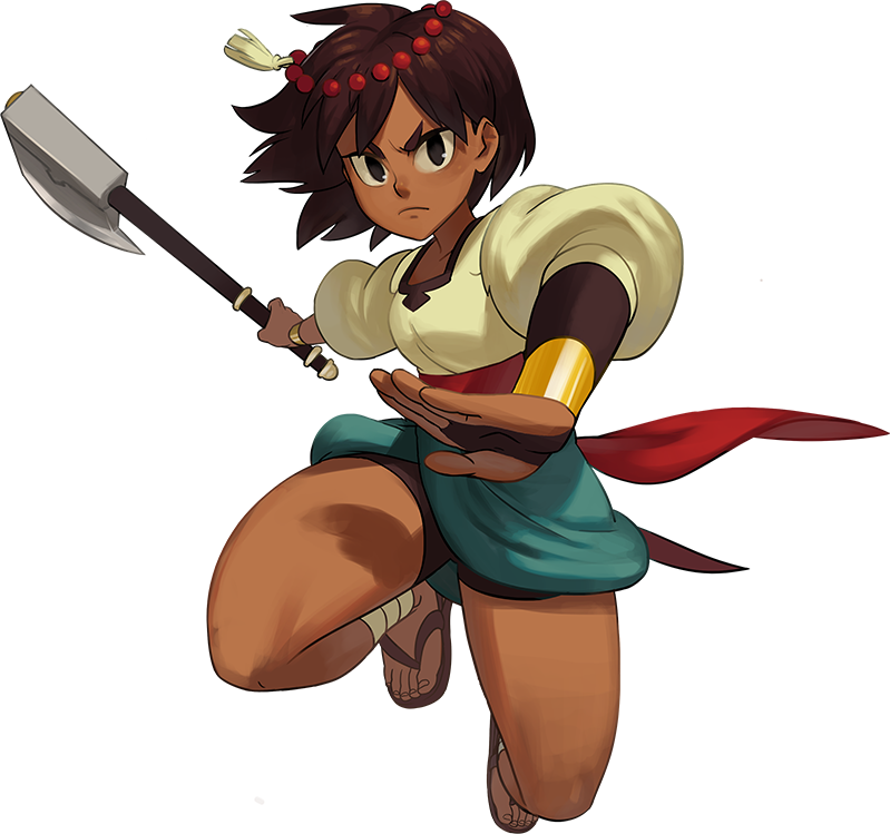 indivisible characters tv tropes