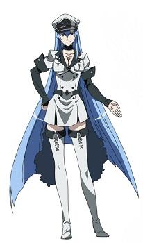 Akame Ga Kill The Jaegers Characters Tv Tropes