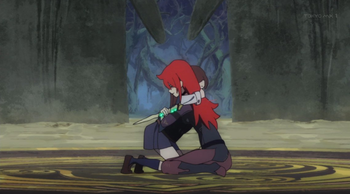 https://static.tvtropes.org/pmwiki/pub/images/akko_and_chariot_hug.png
