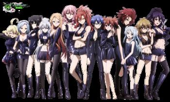 Akuma no Riddle / Characters - TV Tropes