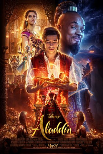 Aladdin 2019 Film Tv Tropes