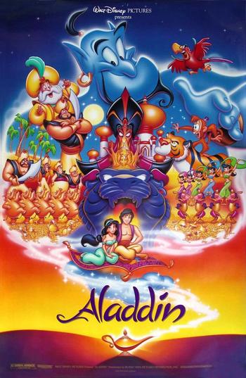 Aladdin Disney Tv Tropes